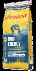 Корм Josera High Energy Йозера Хай Енерджі для собак з підвищеним вмістом калорій 15 кг к|д