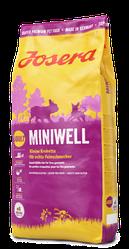 Корм Josera Miniwell Йозера Мінівель для собак без глютену для дрібних порід 15 кг к|д