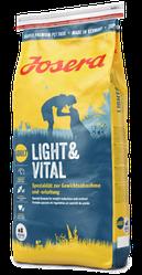 Корм Josera Light VitalЙозера Лайт Вітал для собак для зниження надмірної ваги 15 кг к|д