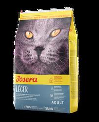 Корм Josera Leger Йозера Леже для стерилізованих кішок і кастрованих котів 10 кг