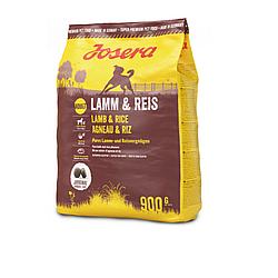 Корм Josera Lamm & Reis Йозера Лем Енд Райс з ягням і рисом для собак 900 г