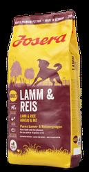 Корм Josera Lamm & Reis Йозера Лем Енд Райс з ягням і рисом для собак 15кг к|д