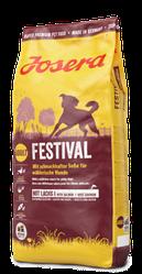 Корм Josera Festival Йозера Фестиваль з лососем для особливо вибагливих собак15 кг к|д