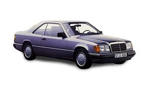 Mercedes Benz Coupe 4 (C124) (1987 - 1993)