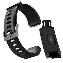 Фитнес-браслет ID115, black, фото 2