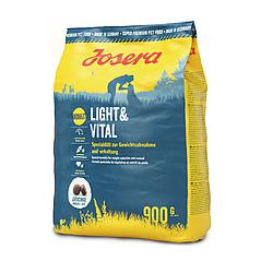 Корм Josera Light VitalЙозера Лайт Вітал для собак для зниження надмірної ваги 900 г