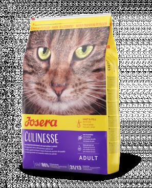 Корм Josera Culinesse Йозера Кулінезе для кішок з лососем 10 кг кешбек та безкоштовна доставка