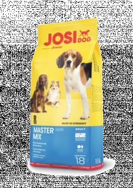 Корм Josera Josi Dog Master Mix Йозера Йозі Дог Майстер Мікс для дорослих собак всіх порід 18 кг к|д