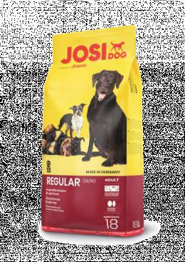 Корм Josera Josi Dog Regular Йозера Йозі Дог Регуляр корм для дорослих собак всіх порід 18 кг к д