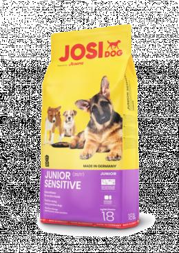 Корм Josera JosiDog Junior Sensitive Йозера ЙозіДог Юніор Сенситів для цуценят всіх порід 18 кг к|д