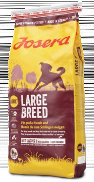 Корм Josera Large Breed Adult Йозера Лардж Брід Едалт для собак великих порід 15 кг к д