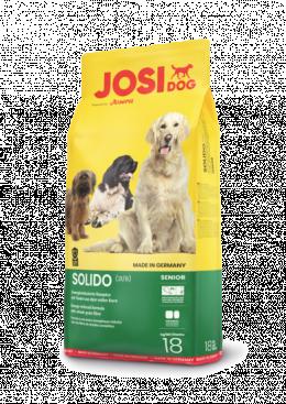 Корм Josera Josi Dog Solido Йозера Йозі Дог Солід для дорослих малоактивних собак 18 кг к|д