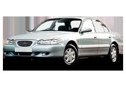 Брызговики для Hyundai (Хюндай) Sonata 3 (Y3) 1993-1998
