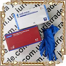 Перчатки медицинские латексные Ambulance повышенной прочности (25 пар/уп.) Размер S