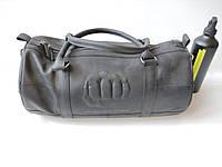 Подарочный набор Parimatch в коробке, кожаный саквояж Parimatch, бутылочка, свитшот Мак Грегор, полотенце