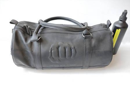 Подарочный набор Parimatch в коробке, кожаный саквояж Parimatch, бутылочка, свитшот Мак Грегор, полотенце, фото 2