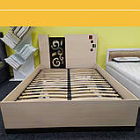 Ліжко двоспальне Сага, фото 2