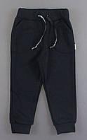{есть:146} Спортивные брюки утепленные для мальчиков ,  Артикул: SM4845-т.синий-3 [146]
