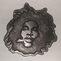 Пряжка Bob Marley
