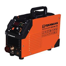 Сварочный аппарат инверторный tekhmann twi-300 tig