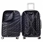 Дорожный чемодан на колесах Bonro Smile большой с двойными колесами, фото 3