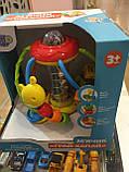 Детская игрушка Мячик погремушка 08153, фото 2