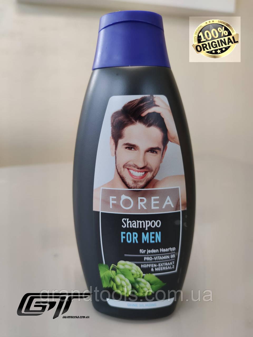Шампунь FOREA FOR MEN 500мл.