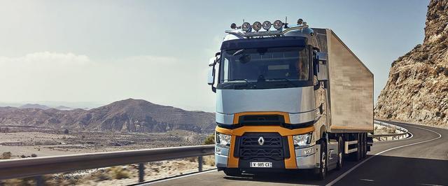 Ремонт грузовых автомобилей Renault - фото