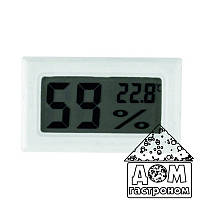 Термометр-гигрометр цифровой мини