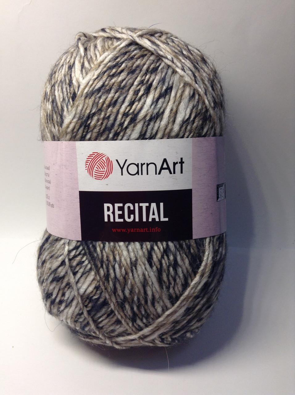 Пряжа Recital YarnArt