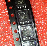 AO4606C SOP8 Транзистор Полевой N-канал P-канал
