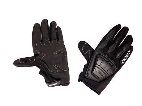 Перчатки SCOYCO MC-08 (size:L, черные, текстиль), фото 2