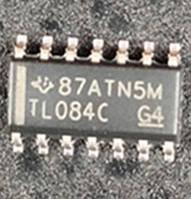 Операционный усилитель TL084CDT SOP16 STM