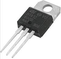 Симистор BTA12-600B 8A 600V TO-220