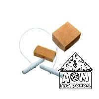Ложка-дуршлаг для сырного зерна