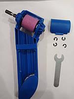 Насадка для заточки сверл на дрель шуруповерт 2 -12.5 мм точилка сверла