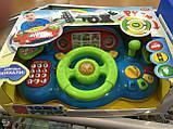 Детская игрушка Руль муз.08175, фото 2