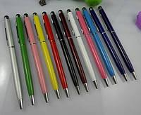 Стилус + Шариковая Ручка 2 в 1 для Емкостных Экранов Все цвета