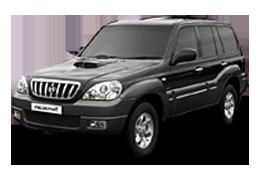 Брызговики для Hyundai (Хюндай) Terracan 2001-2007