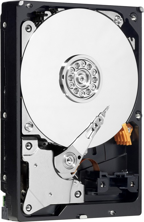 "Жесткий диск WD 4TB 3.5 ""SATA 3.0 5400 64MB (WD40EZRZ)"