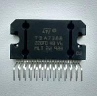 Микросхема УНЧ TDA7388 Аудио Усилитель 4x41Вт