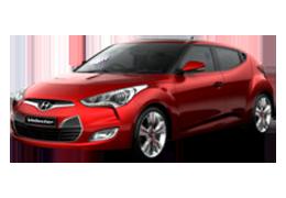 Брызговики для Hyundai (Хюндай) Veloster I 2011-2019