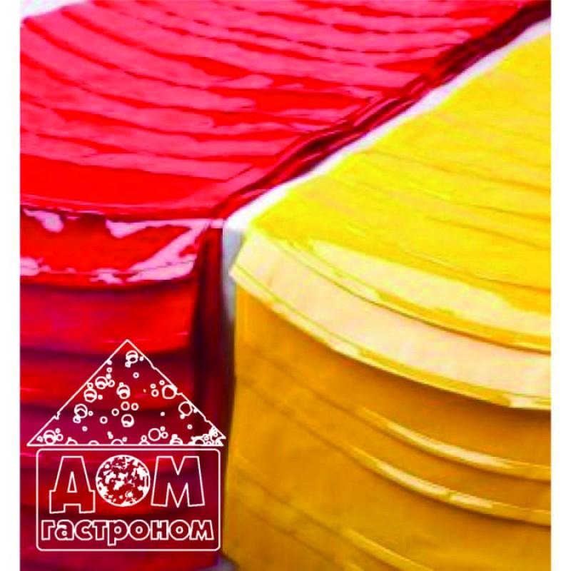 Термоусадочные пакеты для сыра, 280х525 мм для упаковки головок сыра весом от 1,5 кг до 2,5 кг, 1 шт.