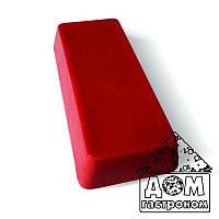 Воск для сыра красного цвета, 0.5 кг