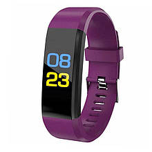 Фітнес-браслет ID115, purple