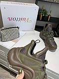 Кроссовки, кеды, сникерсы Луи Витон, Archlight Sneaker, фото 6