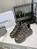 Кроссовки, кеды, сникерсы Луи Витон, Archlight Sneaker, фото 5
