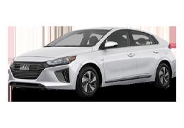 Брызговики для Hyundai (Хюндай) Ioniq 2016+