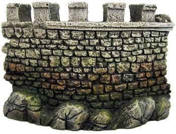 Декор в аквариум Романская стена 2 L 14.5*3.7*9.8 см Croci Amtra