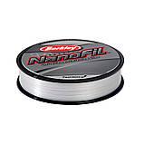 Шнур Berkley Nanofil Clear 125 м 0.20мм 12.649кг (USA), фото 2